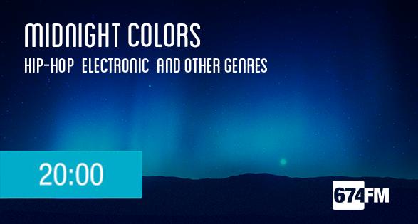674fm midnight colors