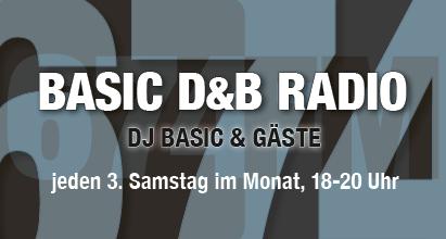 674FM_Basic D&B Radio- DJ Basic
