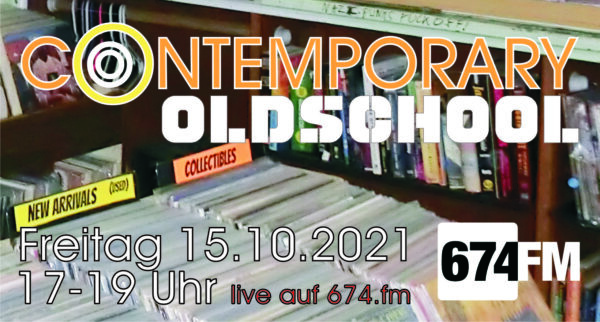 Contemporary Oldschool Nr. 20 am 15.10.2021