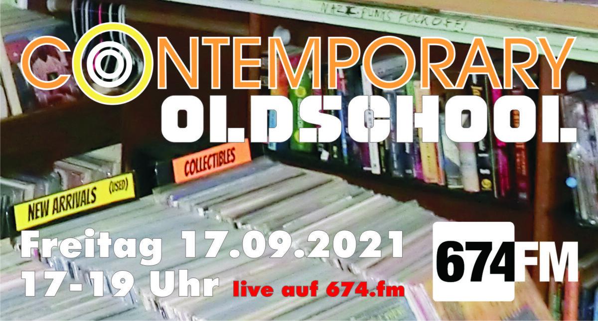 Bild zur Sendung Contemporary Oldschool auf 674.fm