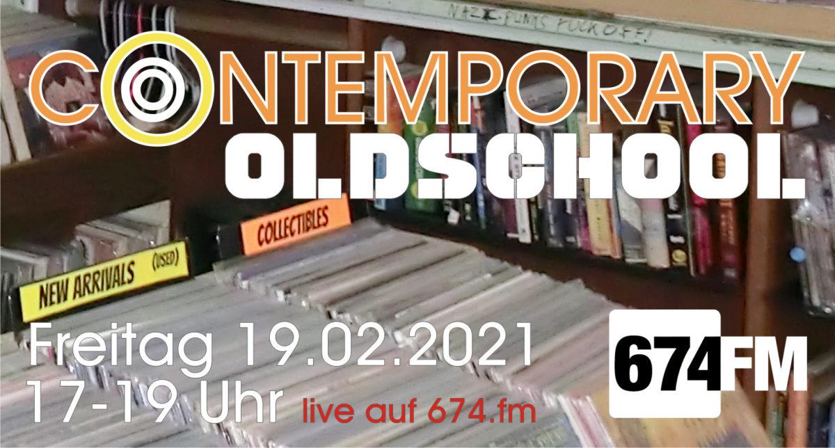 Contemporary Oldschool Nummer 12
