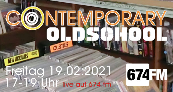 Contemporary Oldschool Nummer 12
