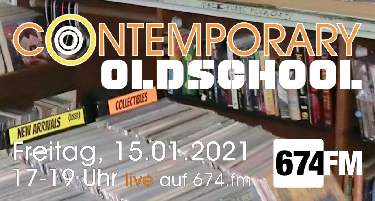 Bild der Sendung Contemporary Oldschool #11