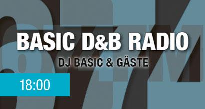 Basic D&B radio