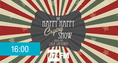happy happy crying show